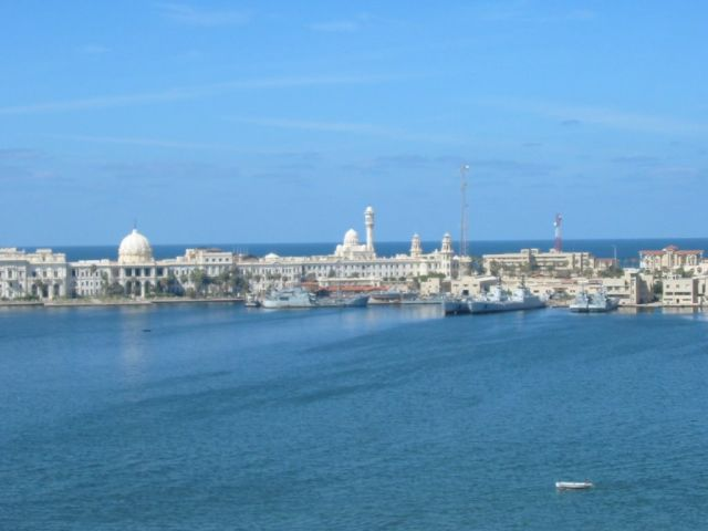 Alexandria Port Shore Excursions