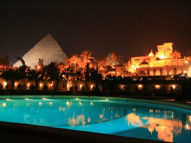 Luxury Vacation to Egypt