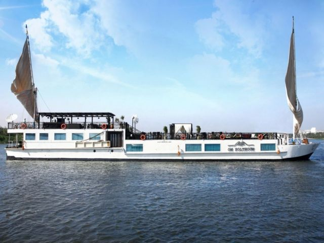 Dahabiya Cruises in Egypt