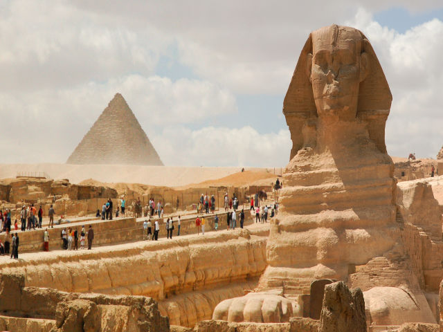 Wheelchair Accessible Travel Egypt