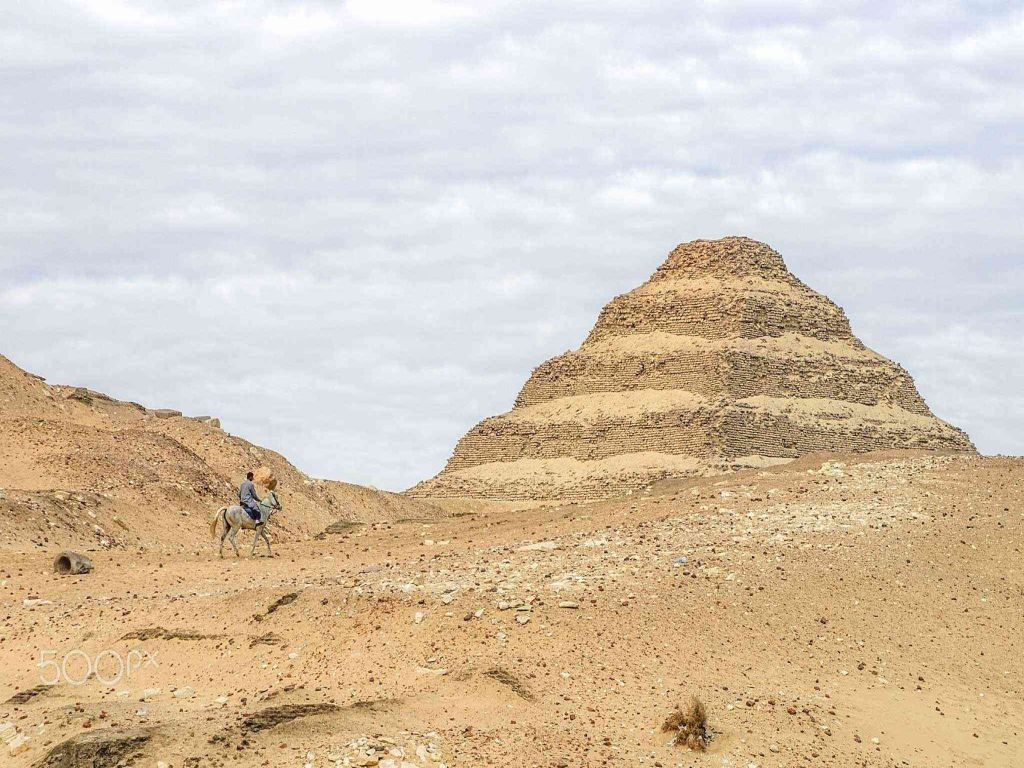 Tour of Giza Plateau Cairo and Sakkara from Port Said
