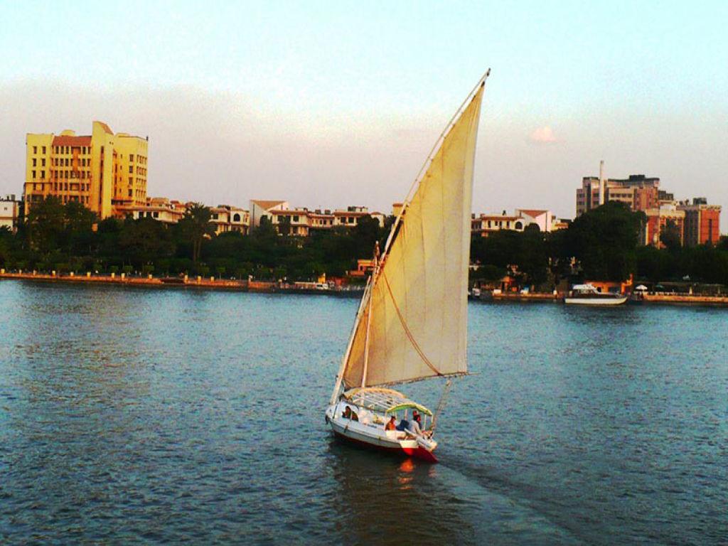 Nile Felucca Ride in Cairo
