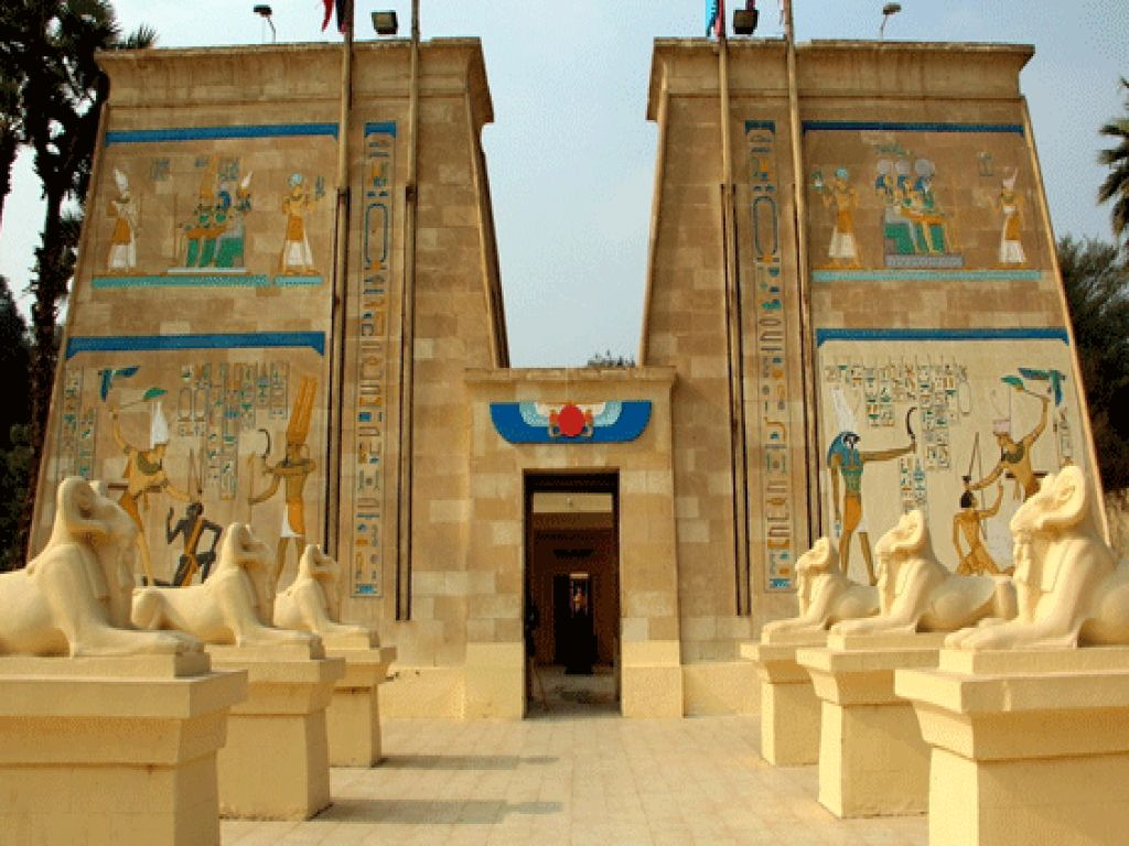 Private Half - Day Tour: Pharaonic Village in Cairo