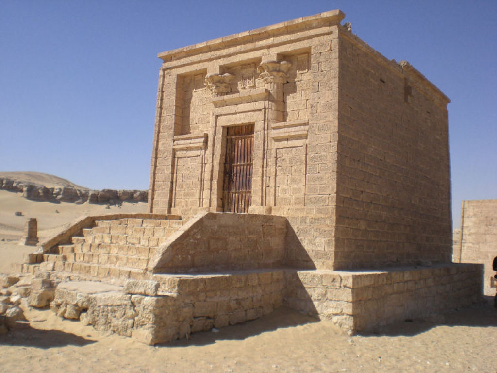 Private Overnight Excursion: to El Minya -Tuna El Gabal -Beni Hassan & Tel El Amarna from Cairo