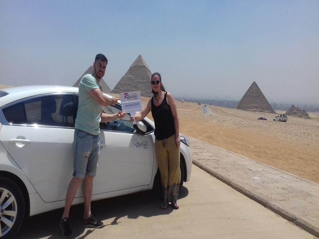 Private Half- Day Tour: Giza Pyramids - Egyptian Museum & Khan El khallil