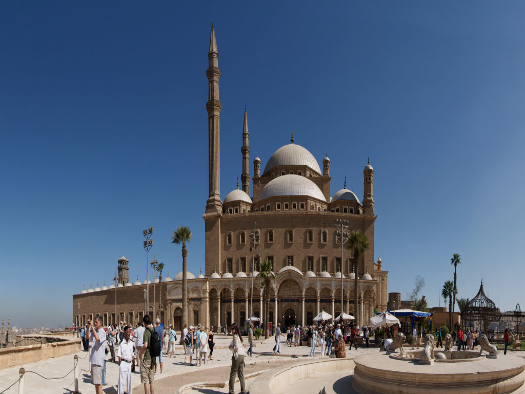 Sightseeing Tour to Citadel, Coptic and Islamic Cairo