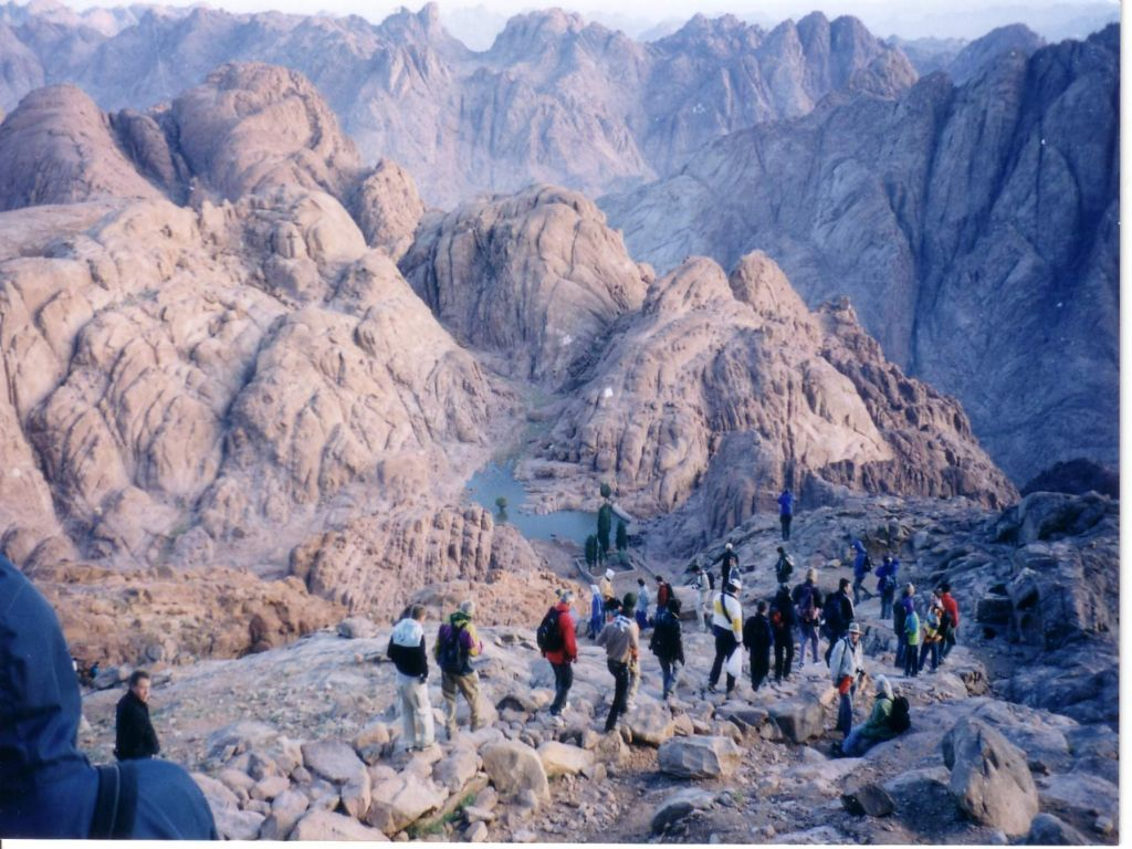 Day Tour to St.Catherine from Taba