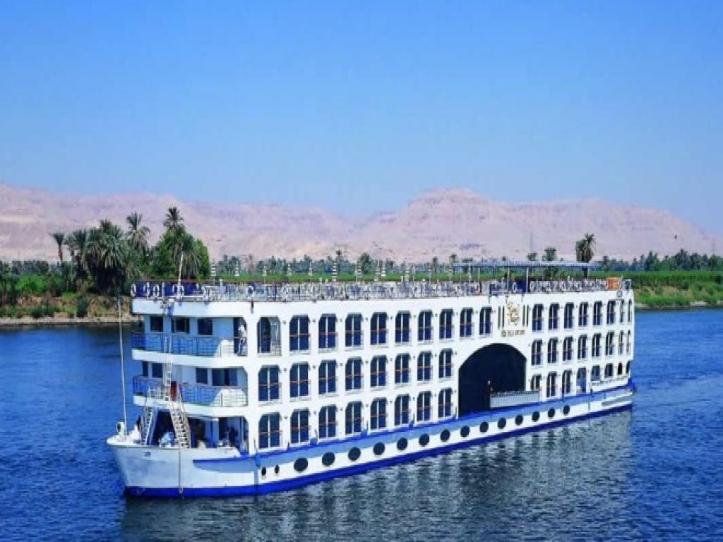 4 nights 5 days Nile Cruise to Luxor& Aswan From Hurghada