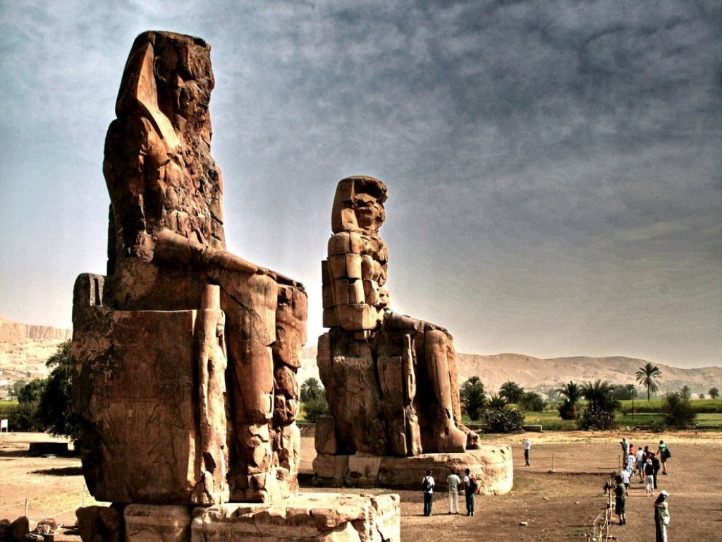 Day Tour to Luxor from Sharm by flight