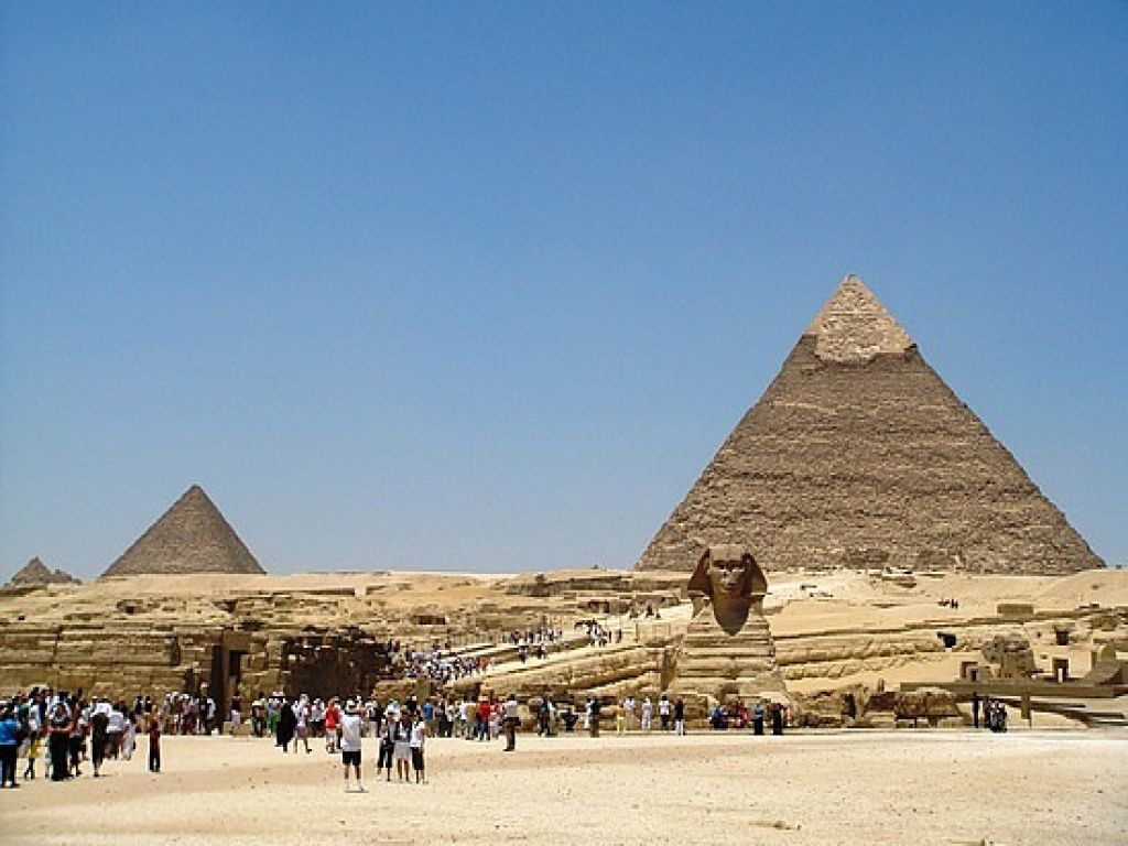 2 day Tour to Cairo and Luxor from Hurghada By Flight