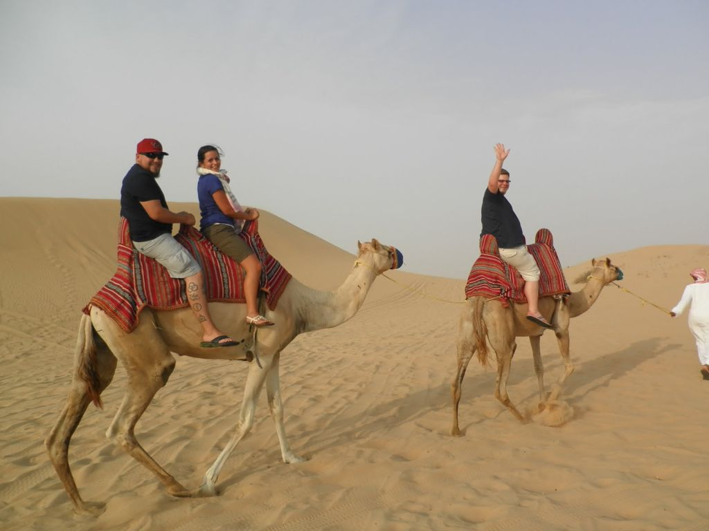 Sunset Desert Safari Trip By Quad Bike from Marsa Alam