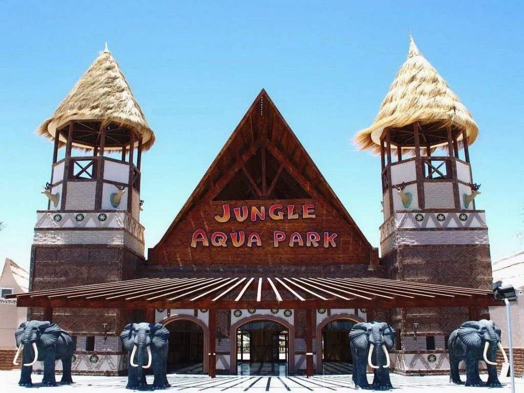 Day trip to Hurghada Aqua Park