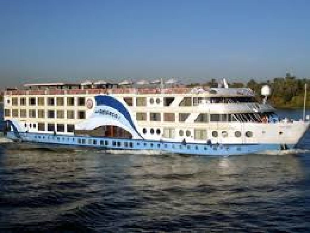 Amarco 1 Nile Cruise 3 Nights 4 Days Nile Cruise