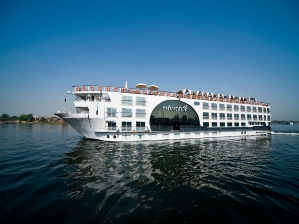 MS Farah Nile Cruise 4 nights 05 days