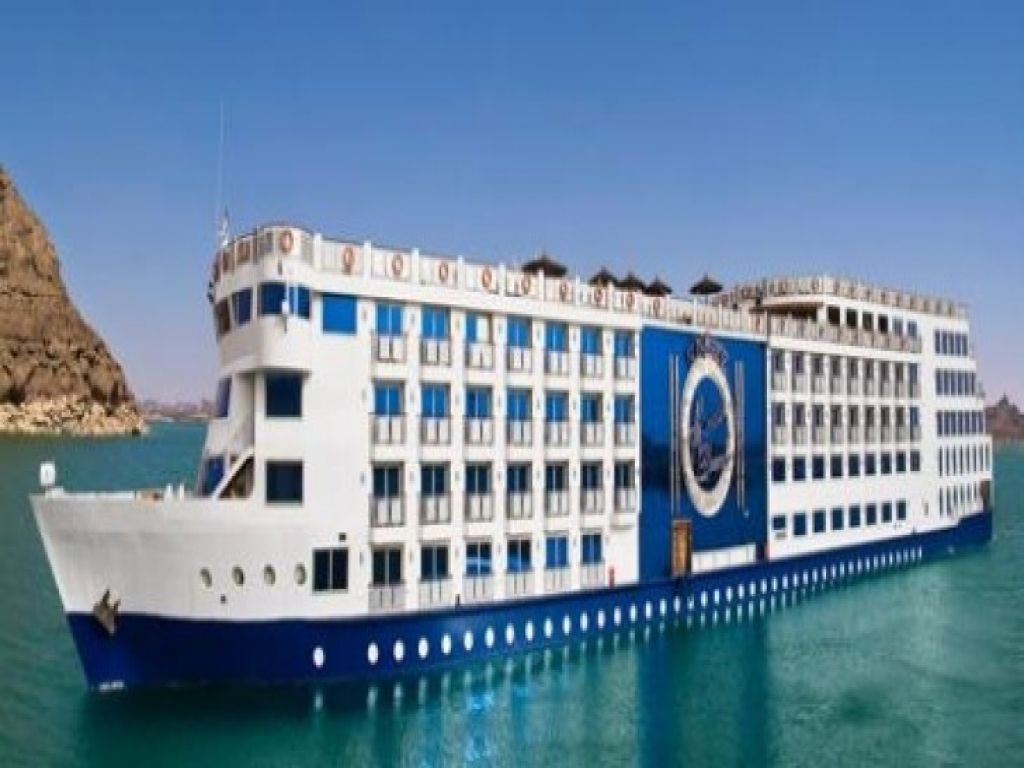 MS Kasr Ibrim Lake Nasser Cruise 4 Days 3 Nights