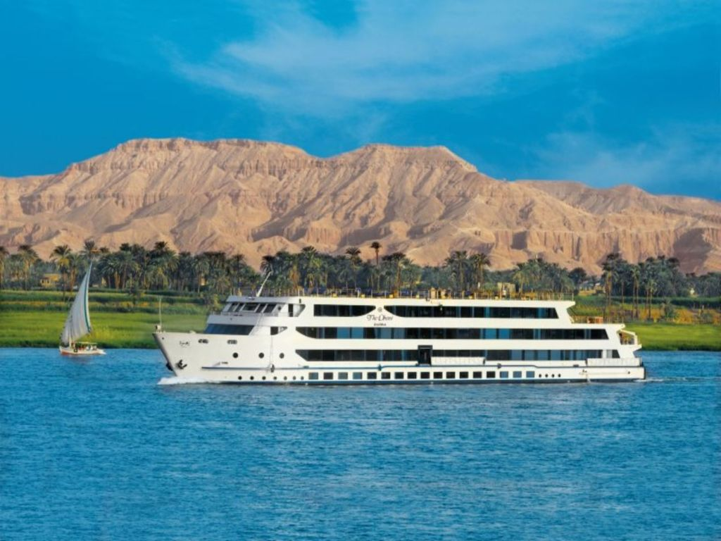 The Oberoi Philae Christmas Nile Cruise