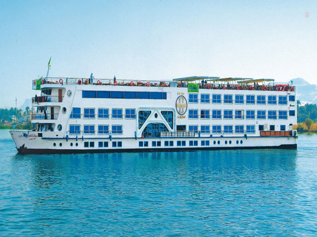 Blue Shadow Nile Cruise 3 Nights 4Days