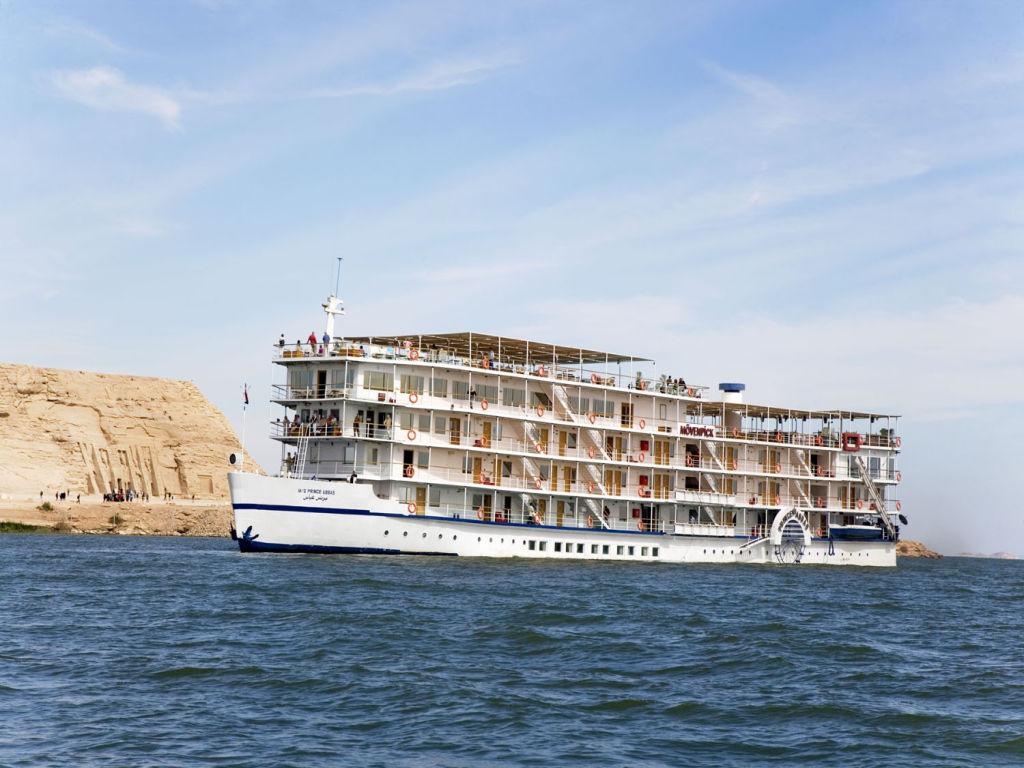 Movenpick Prince Abbass Lake Nasser Cruise Easter Vacation