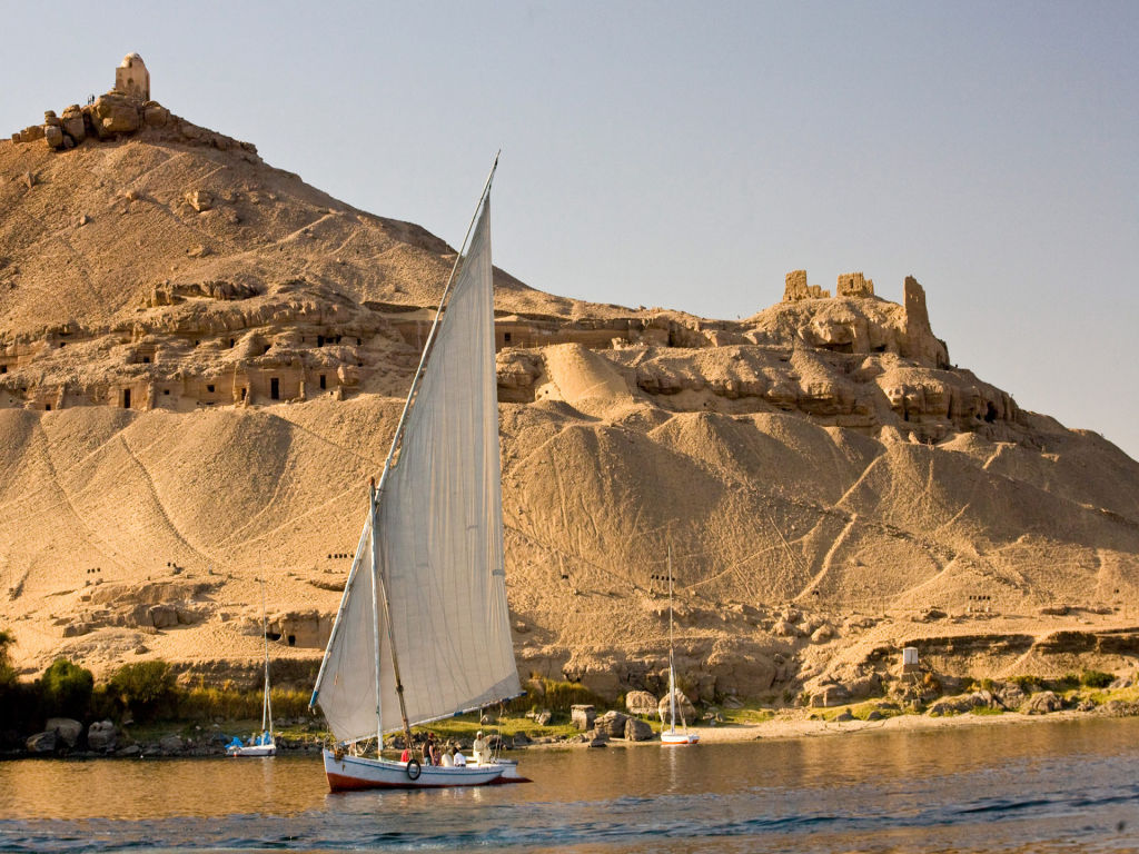 Honeymoon Nile adventure in Egypt