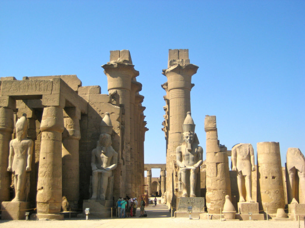 Luxor Private Half - Day Tour: Karnak & Luxor Temples
