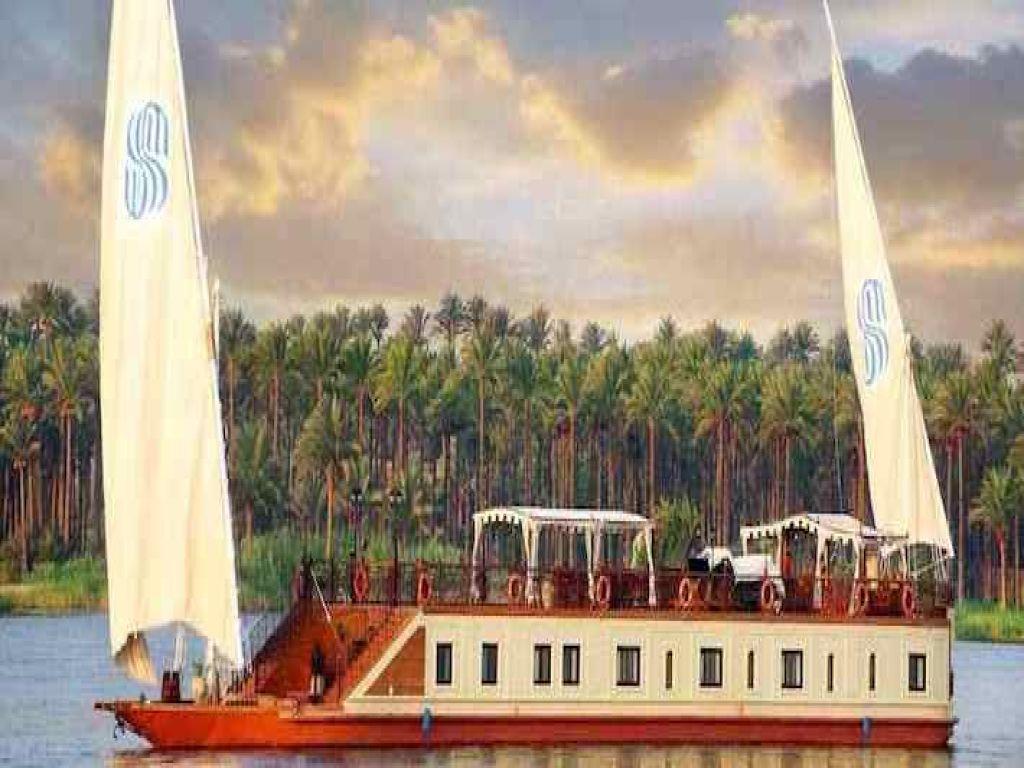 Sonesta Amirat Dahabeya Nile Cruise 8Day Luxor
