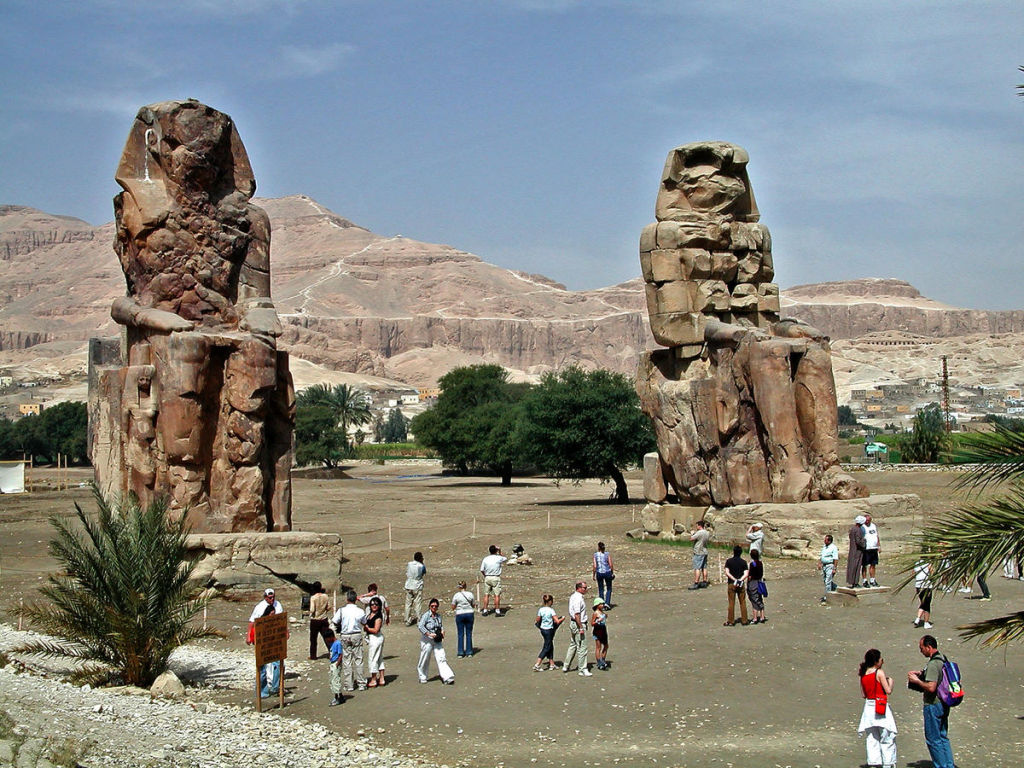 Luxor Sightseeing in the West Bank Valley of Kings, Hatchepsuit, Memnon