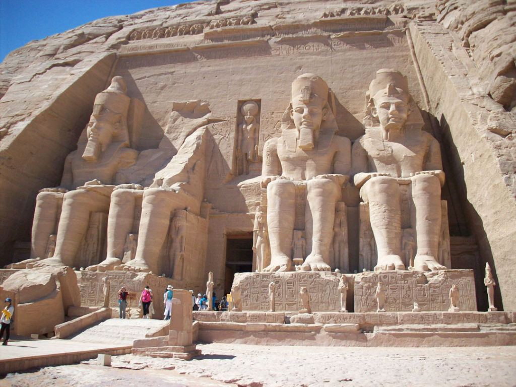 Private Trip: Overnight stay - Abu Simbel & Aswan from Luxor
