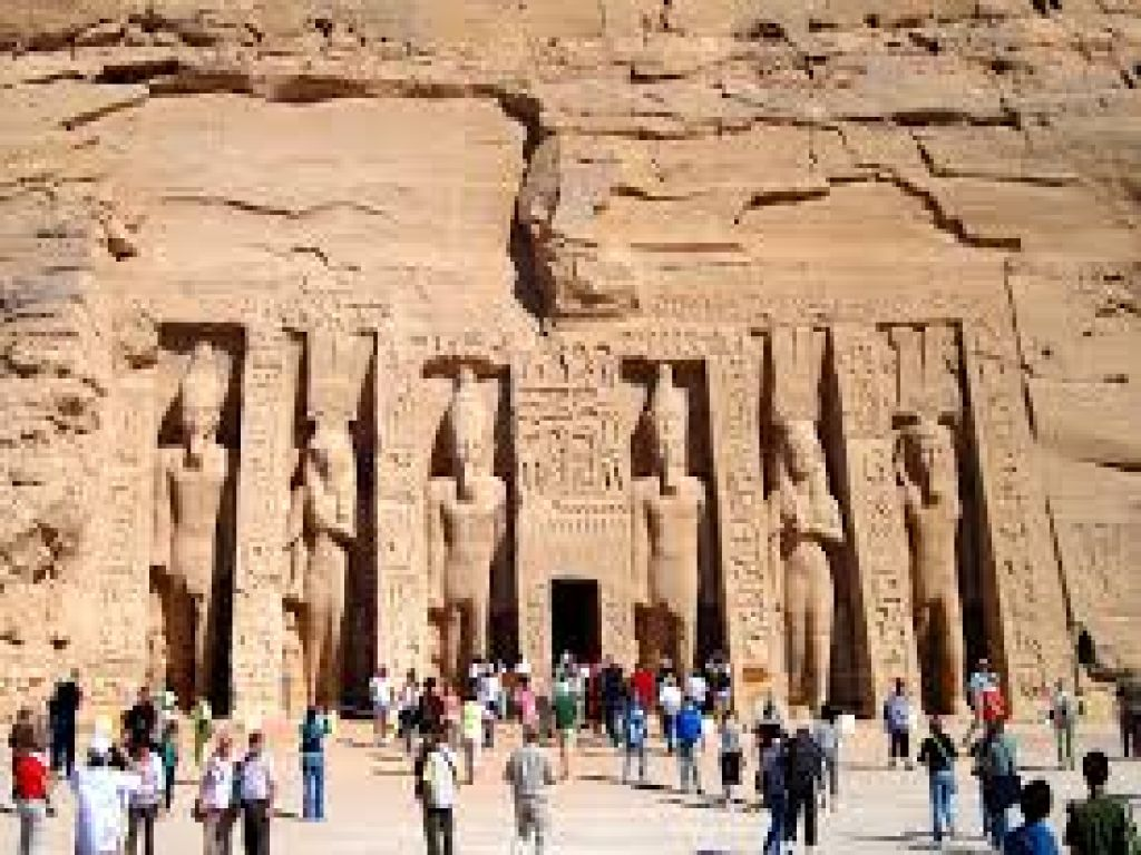 Day Trip to Abu Simbel by Air