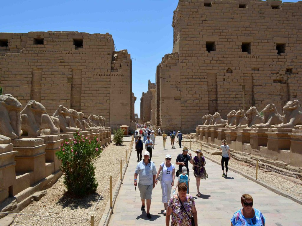 2 Day Trip to Luxor Private from Hurghada