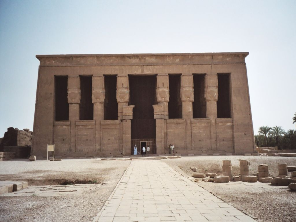 Private Half Day Tour: to Dendera Temple From Luxor