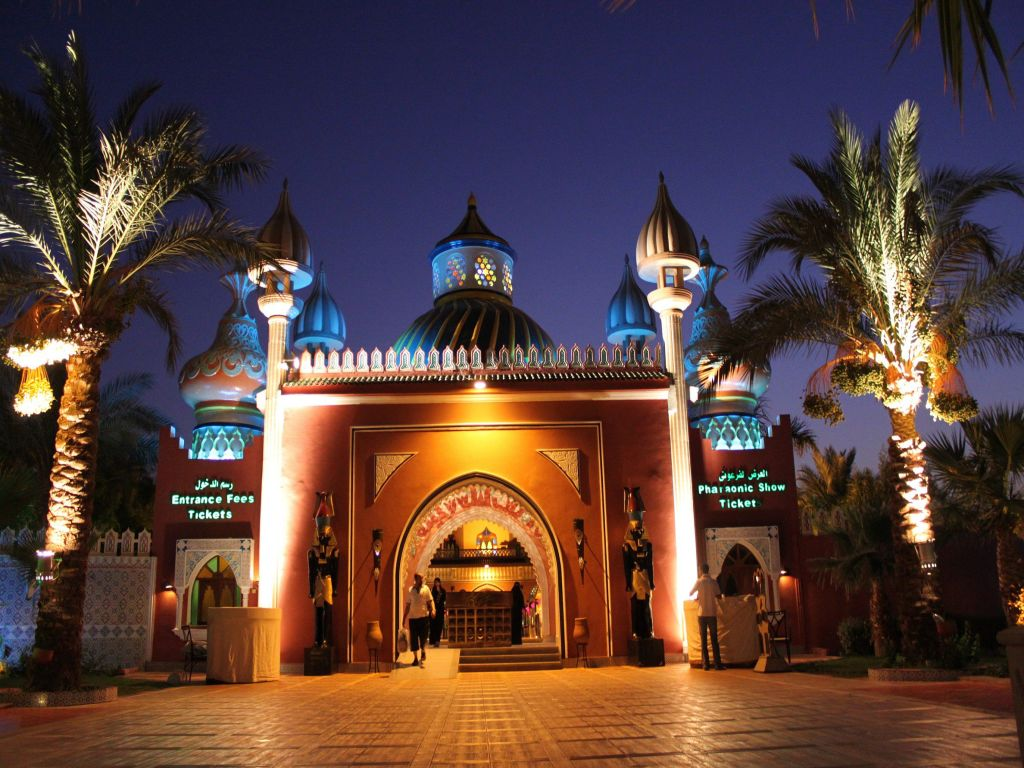 Arabian Nights Show In Hurgada