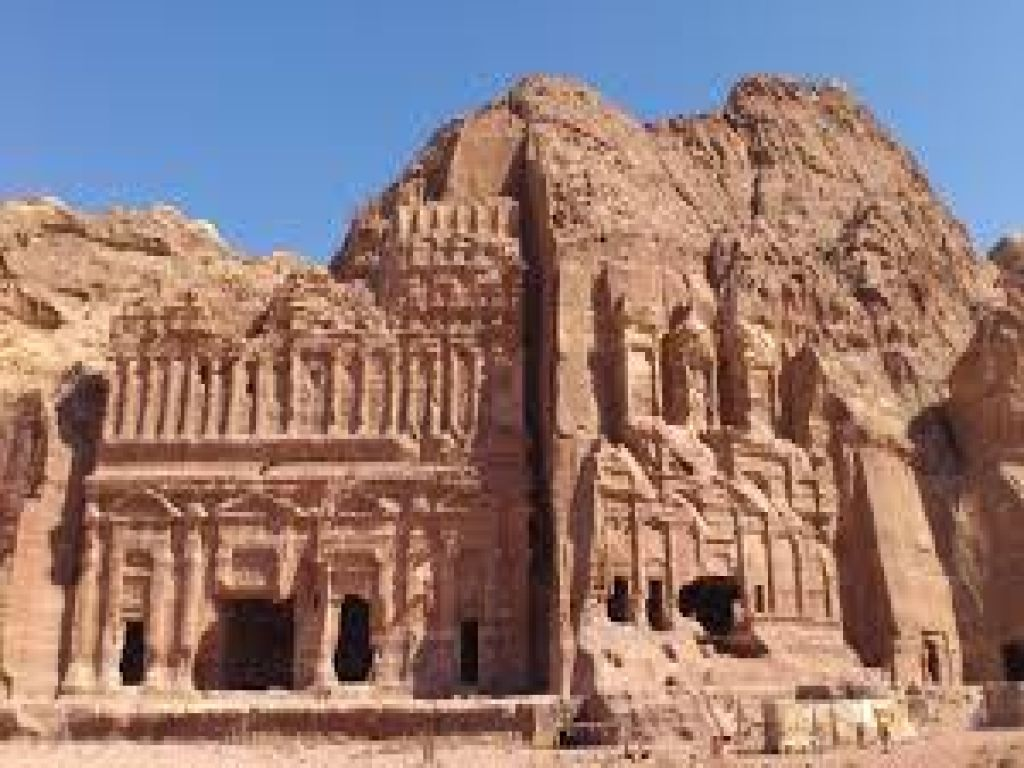 Day Tour to Petra from Sharm El Sheik