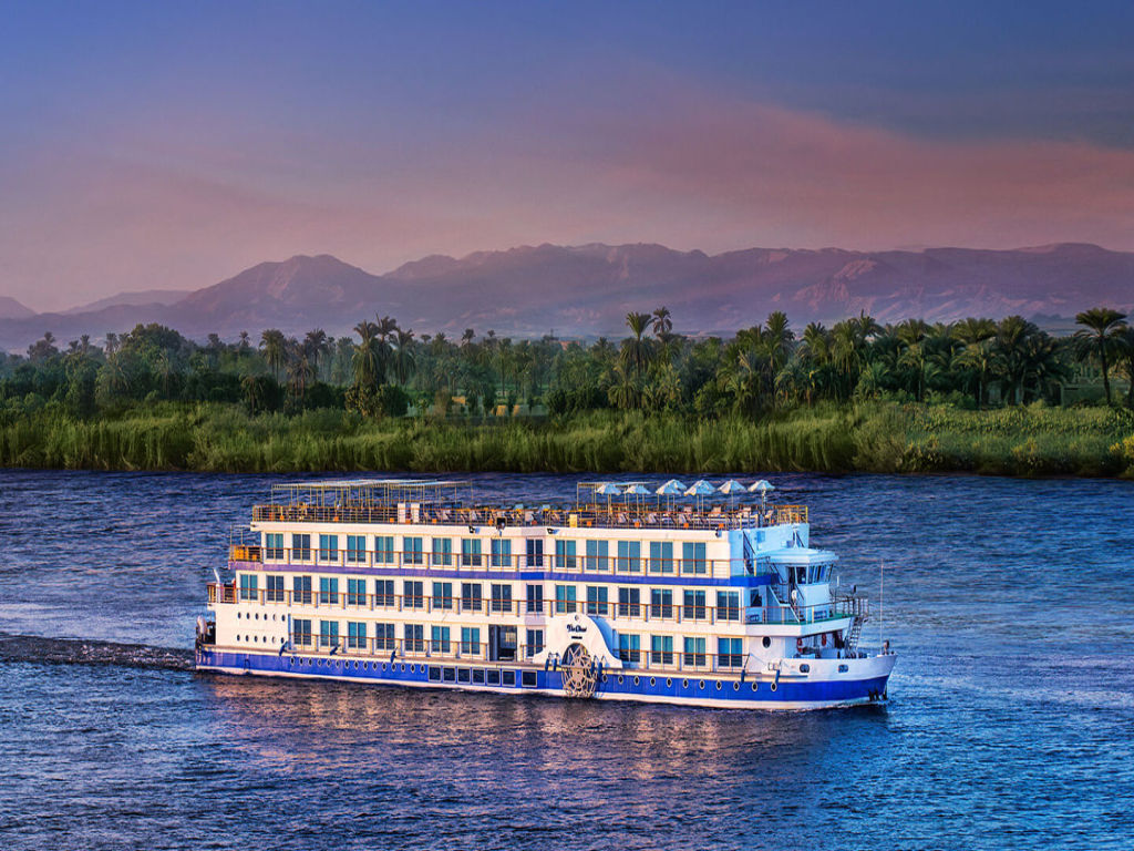 Cairo Pyramids and Islamic and Luxury Oberoi Philae Nile Cruise