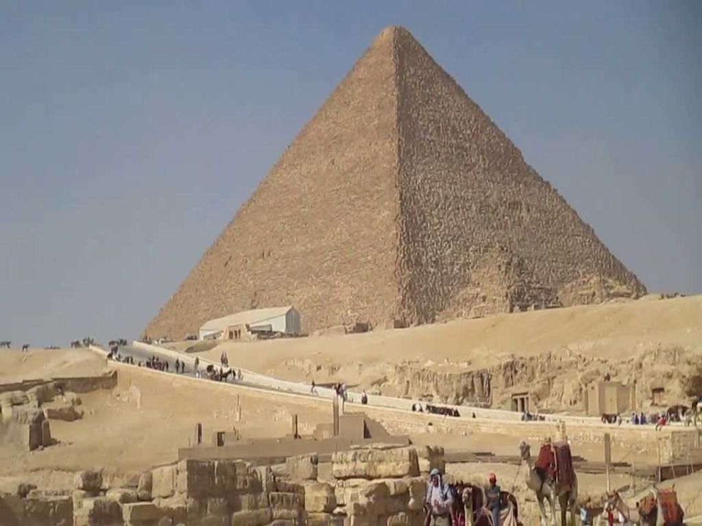 Cairo and Luxor and Aswan Nile Cruise by Air