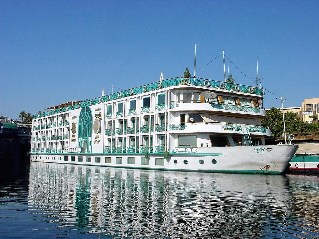Easter Luxor Aswan Nile Cruise On Board Sonesta St George