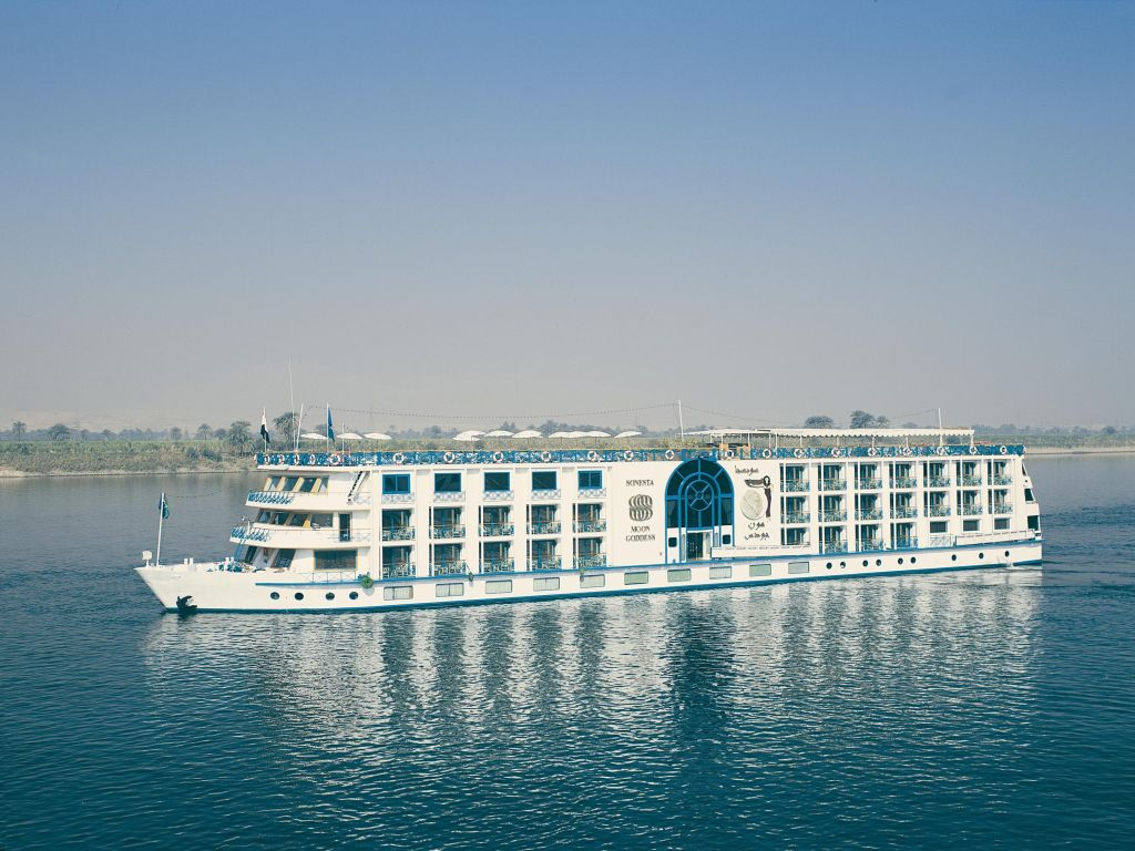 Nile Cruise Sonesta Moon Goddess