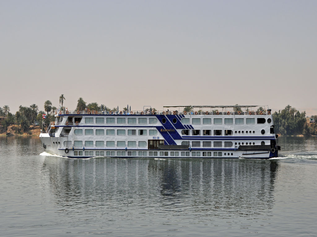 MS Radamis Nile Cruise 5 days 4 nights