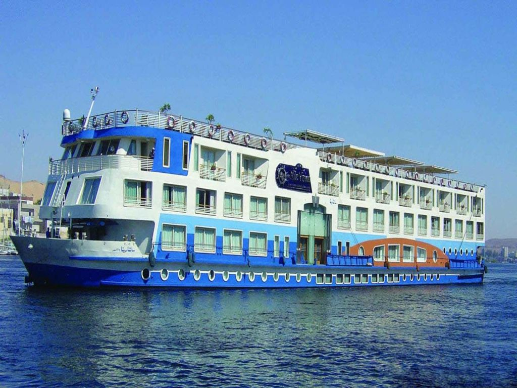 4 days 3 nights Nile Cruise from Hurghada