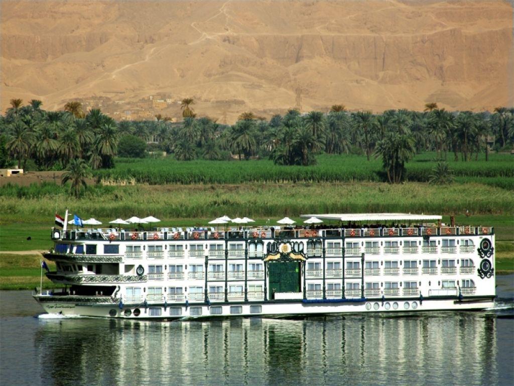Sonesta St George Nile Cruise 4 Days 3 nights