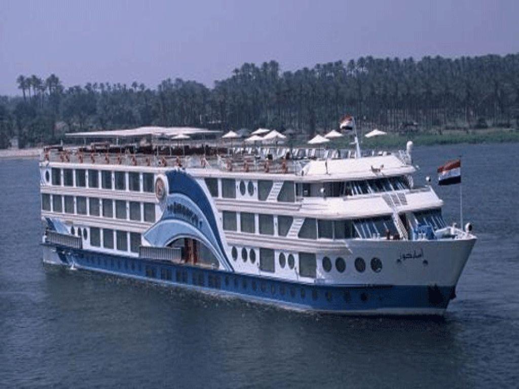 Amarco 1 Nile Cruise