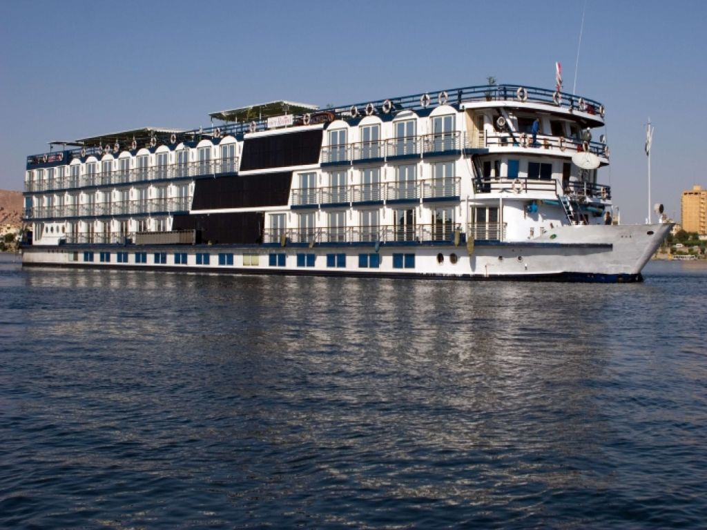 Omar El Khayam Lake Nasser Cruise 4 Nights 5 Days