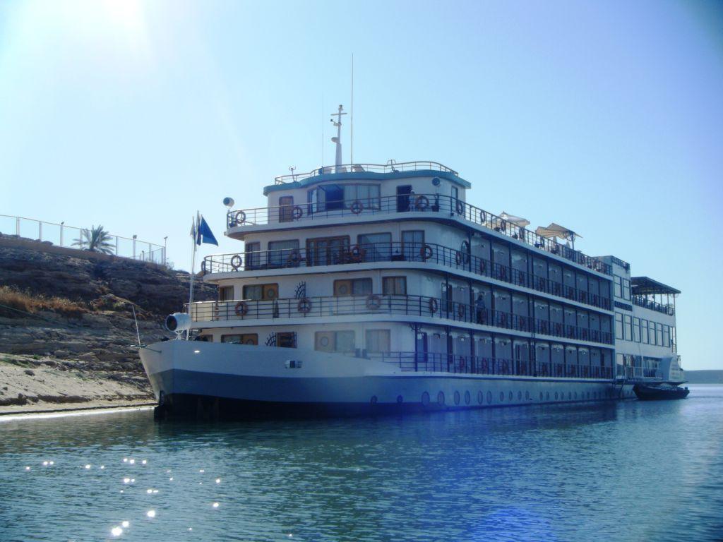 MS Kasr Ibrim 5 Days 4 Nights Lake Nasser Cruise